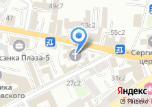 Компания «Храм Святителя Алексия Митрополита Московского» на карте