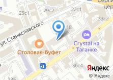 Компания «Юникорд» на карте