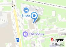 Компания «Мастерская по ремонту обуви и изготовлению ключей на Бирюлевской» на карте