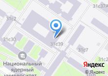 Компания «Типография МИФИ» на карте