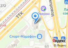 Компания «Почтовое отделение №115193» на карте