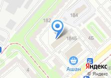 Компания «Техзащита-СБ» на карте