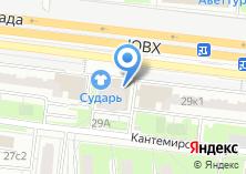 Компания «Карера» на карте