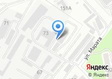 Компания «Абв-Дизайн» на карте