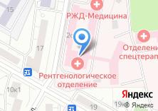 Компания «АВС» на карте