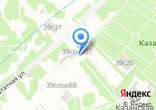 Компания «Спасские ворота со Стрелецкими караульнями» на карте