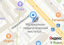Компания «ГМПИ» на карте
