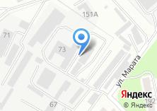 Компания «УАЗ Центр» на карте