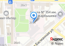 Компания «Городская клиническая больница №6» на карте