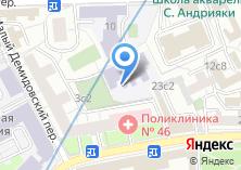 Компания «Детский сад №1982» на карте