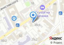 Компания «ИНТРАСТ» на карте
