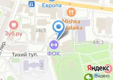 Компания «Москабельмет» на карте