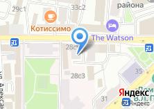 Компания «Хочу Отдохнуть» на карте