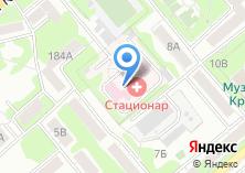 Компания «Детская городская инфекционная больница №2» на карте