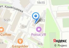 Компания «SPEAR`S Russia» на карте