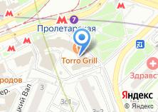 Компания «luxshoping.ru» на карте