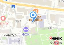 Компания «Виксер» на карте