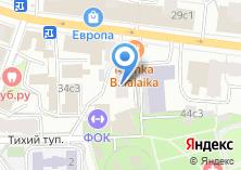 Компания «Свисс Мед» на карте