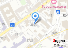 Компания «Вперед Россия!» на карте