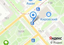 Компания «Банкомат Среднерусский банк Сбербанка России» на карте
