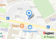 Компания «Автобусный парк №4» на карте