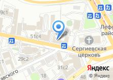 Компания «Монтажхимзащита» на карте
