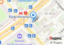 Компания «Mocca» на карте