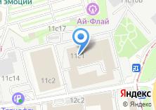 Компания «Мосгаз» на карте