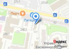 Компания «АнРуссТранс» на карте