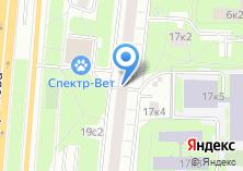 Компания «Виан» на карте