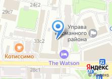 Компания «Группа 100» на карте
