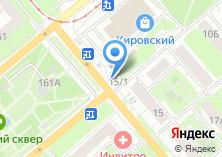 Компания «Радиомаг» на карте