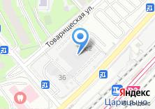 Компания «Царицынский» на карте