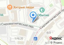 Компания «МосПринт - Типография» на карте
