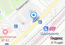 Компания «Магазин мясных полуфабрикатов» на карте