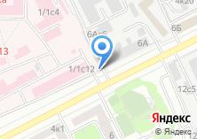 Компания «Шиномонтажная мастерская на Новоостаповской» на карте