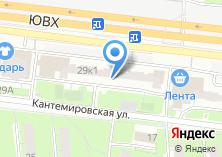 Компания «Управление социальной защиты населения района Москворечье-Сабурово» на карте