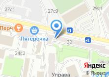 Компания «Юридион» на карте