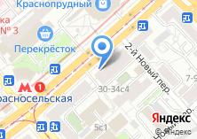 Компания «Меха России» на карте