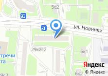 Компания «Сомик» на карте