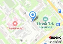 Компания «ТОКТО» на карте