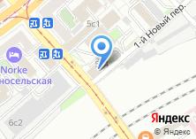 Компания «СУПР» на карте