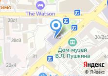 Компания «Центр образования №354 им. Д.М. Карбышева» на карте