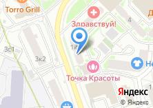 Компания «Заступник» на карте