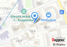 Компания «ПРАВОСФЕРА» на карте