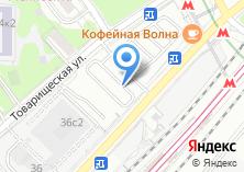 Компания «Экотехсоюз» на карте