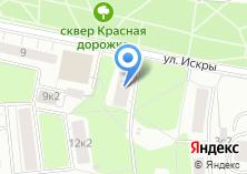 Компания «LingvoJoy» на карте
