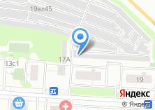 Компания «Север-1» на карте