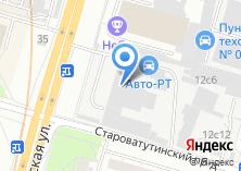 Компания «VIP-Диван» на карте