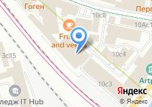 Компания «Intrlamp.ru - магазин дизайнерских светильников» на карте